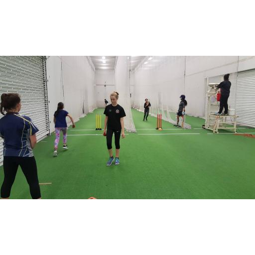 Girls Cricket Open Training Sessions in September - All Welcome!