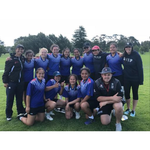 Holy Cross Crowned NZ Post Shield Auckland Champions and are off to Nationals in Christchurch!