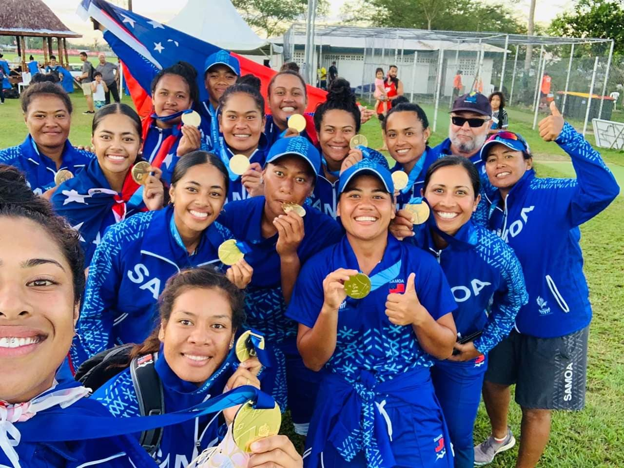 Club AGM this Sunday & Congrats to our Samoan Reps who Won Gold at Pacific Games!